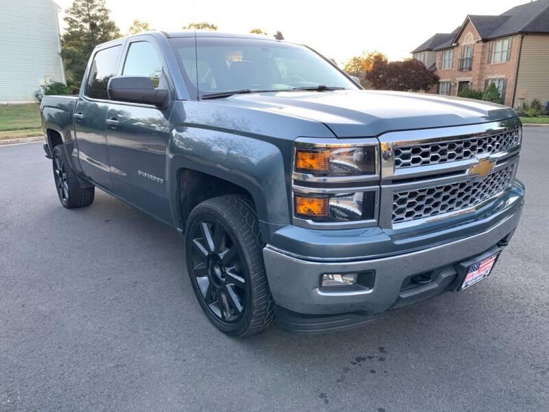 2014 Chevrolet Silverado 1500 for sale at Elite Motors in Washington DC
