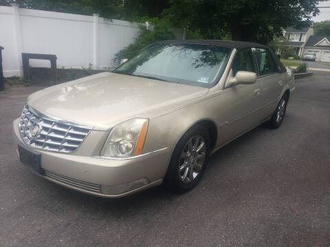 2008 Cadillac DTS for sale at CRS 1 LLC in Lakewood NJ