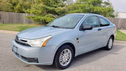 2008 Ford Focus for sale at Nationwide Auto in Merriam KS