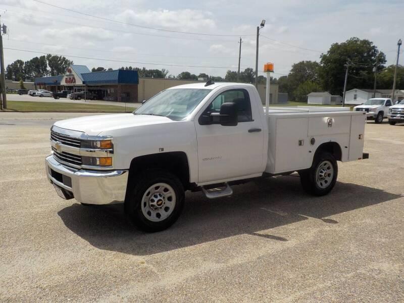 2015 Chevrolet Silverado 3500HD for sale at Young's Motor Company Inc. in Benson NC