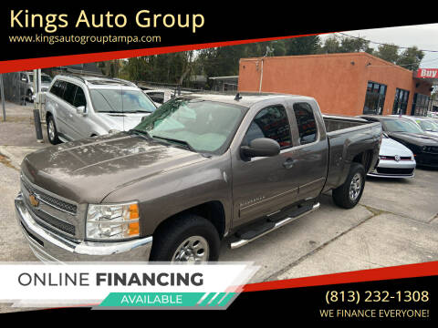 2013 Chevrolet Silverado 1500 for sale at Kings Auto Group in Tampa FL
