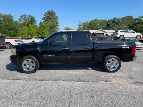 2010 Chevrolet Silverado 1500 for sale at TAVERN MOTORS in Laurens SC