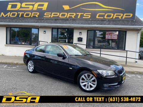 2011 BMW 3 Series for sale at DSA Motor Sports Corp in Commack NY