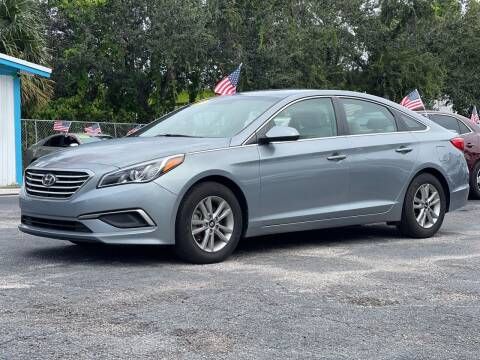 2016 Hyundai Sonata for sale at Bargain Auto Sales in West Palm Beach FL