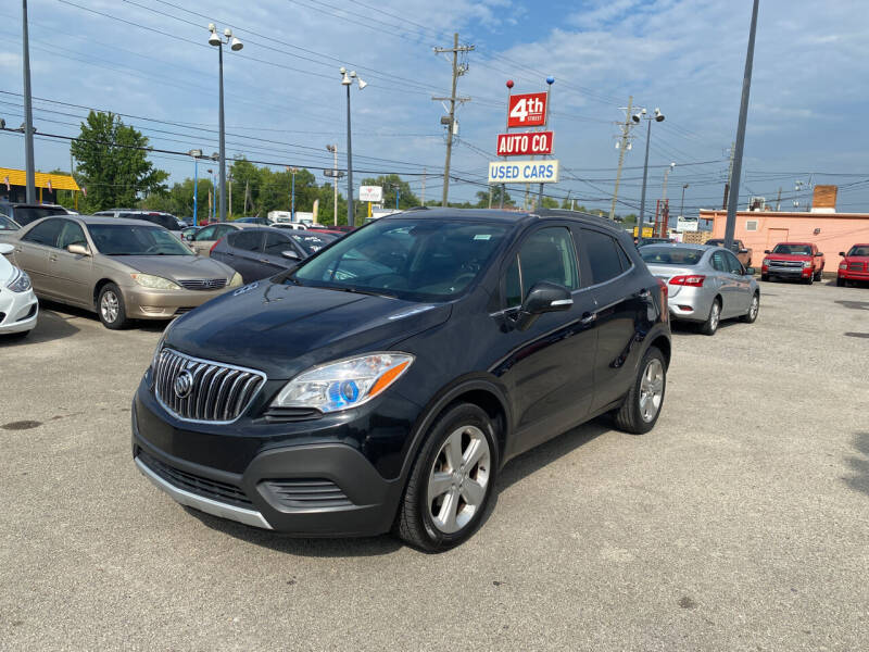 2015 Buick Encore for sale at 4th Street Auto in Louisville KY