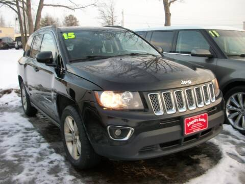 2015 Jeep Compass for sale at Lloyds Auto Sales & SVC in Sanford ME