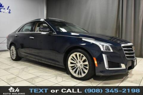 2015 Cadillac CTS for sale at AUTO HOLDING in Hillside NJ