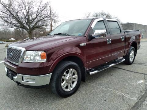 2004 Ford F-150 for sale at Jan Auto Sales LLC in Parsippany NJ