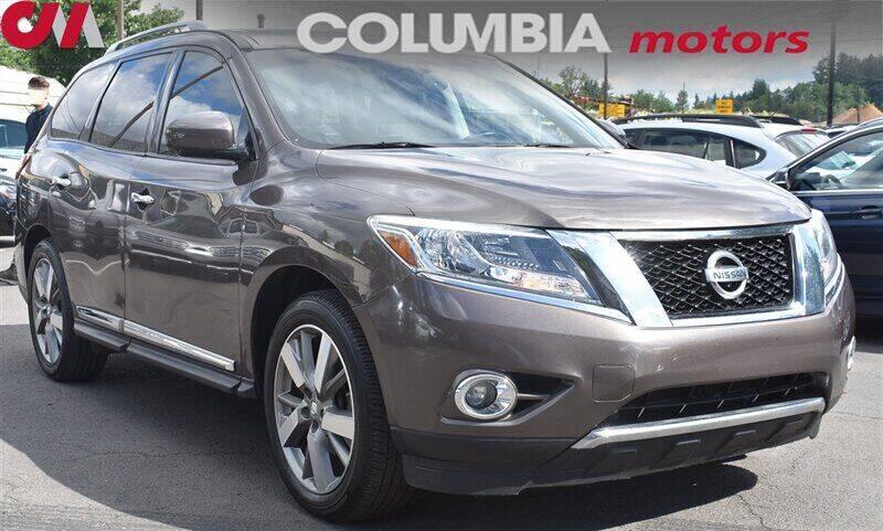 2015 Nissan Pathfinder for sale in Portland, OR