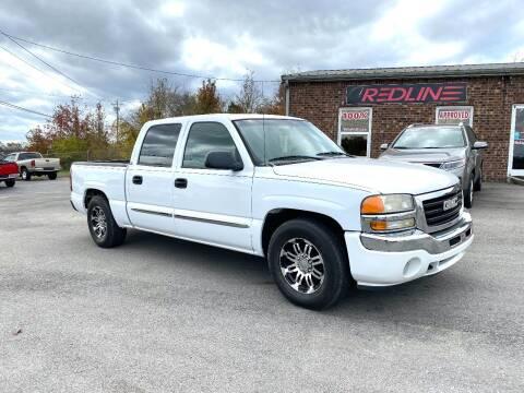 2006 GMC Sierra 1500 for sale at Redline Motorplex,LLC in Gallatin TN