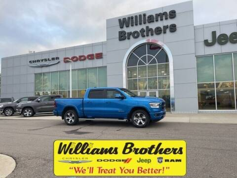 2021 RAM Ram Pickup 1500 for sale at Williams Brothers - Pre-Owned Monroe in Monroe MI