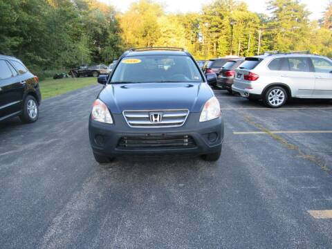 2006 Honda CR-V for sale at Heritage Truck and Auto Inc. in Londonderry NH