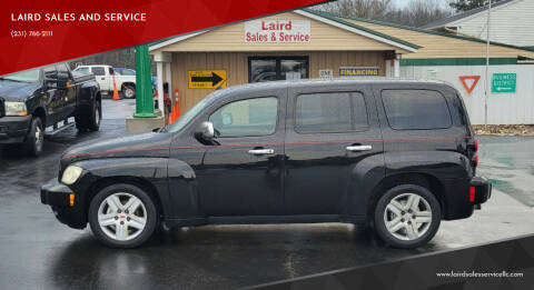 2010 Chevrolet HHR for sale at LAIRD SALES AND SERVICE in Muskegon MI