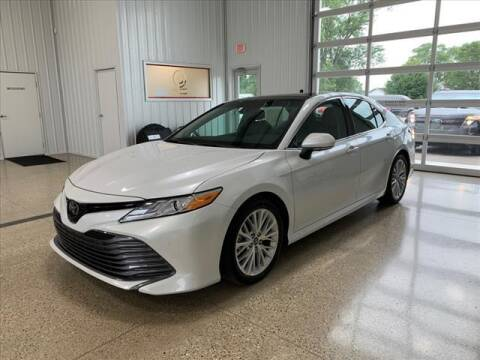 2018 Toyota Camry for sale at PRINCE MOTORS in Hudsonville MI