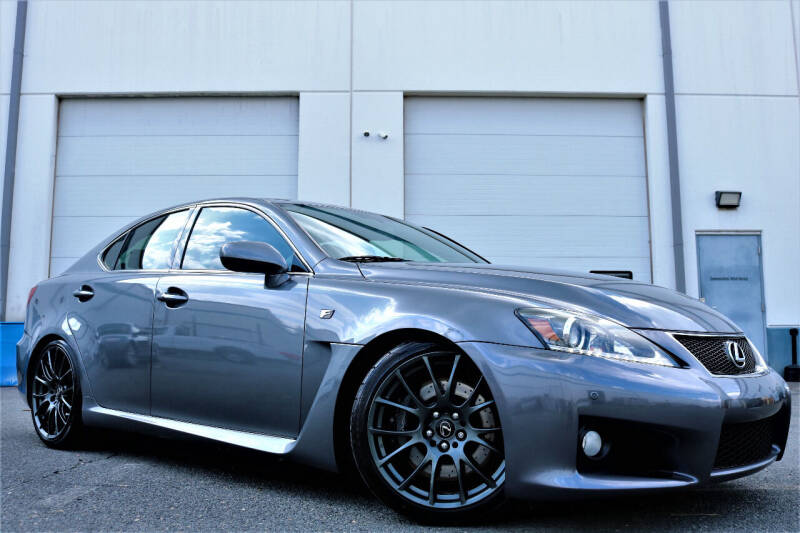 2012 Lexus IS F for sale at Chantilly Auto Sales in Chantilly VA