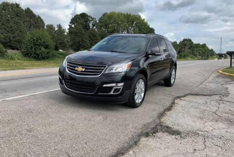 2013 Chevrolet Traverse for sale at InstaCar LLC in Independence MO