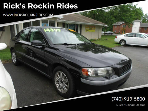 2004 Volvo S60 for sale at Rick's Rockin Rides in Reynoldsburg OH