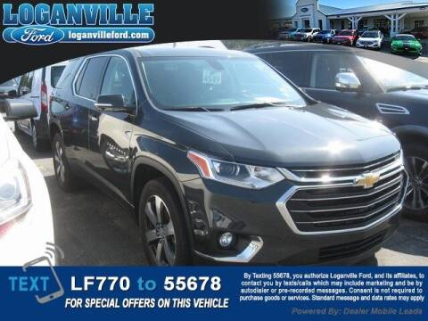 2019 Chevrolet Traverse for sale at Loganville Quick Lane and Tire Center in Loganville GA