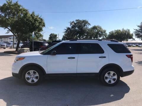 2013 Ford Explorer for sale at Carlando in Lakeland FL