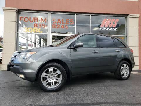 2007 Acura MDX for sale at FOUR M SALES in Buffalo NY