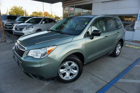 2015 Subaru Forester for sale at Industry Motors in Sacramento CA