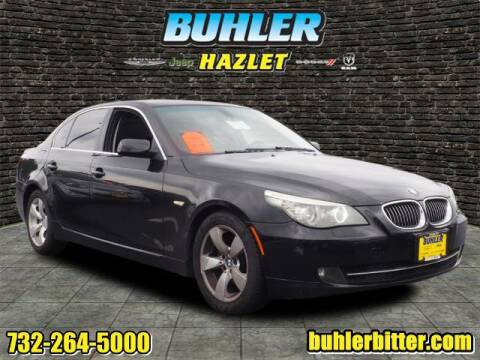 2008 BMW 5 Series for sale at Buhler and Bitter Chrysler Jeep in Hazlet NJ