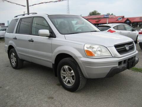 2003 Honda Pilot for sale at Stateline Auto Sales in Post Falls ID