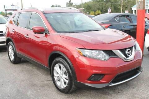 2016 Nissan Rogue for sale at Mars auto trade llc in Kissimmee FL