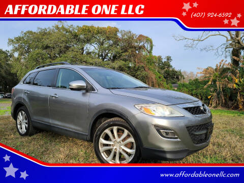 2011 Mazda CX-9 for sale at AFFORDABLE ONE LLC in Orlando FL