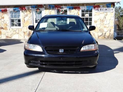 2002 Honda Accord for sale at Flywheel Auto Sales Inc in Woodstock GA
