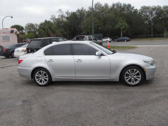 2009 BMW 5 Series for sale at Orlando Auto Motors INC in Orlando FL