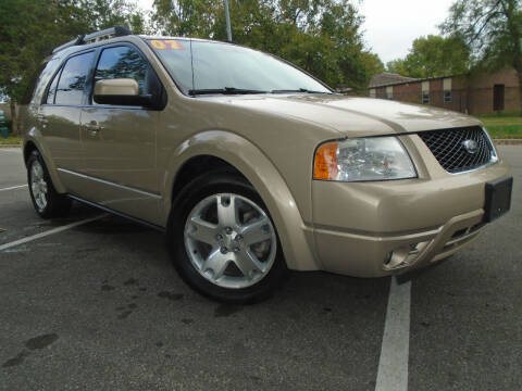 2007 Ford Freestyle for sale at Sunshine Auto Sales in Kansas City MO