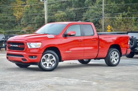 2019 RAM Ram Pickup 1500 for sale at Carxoom in Marietta GA