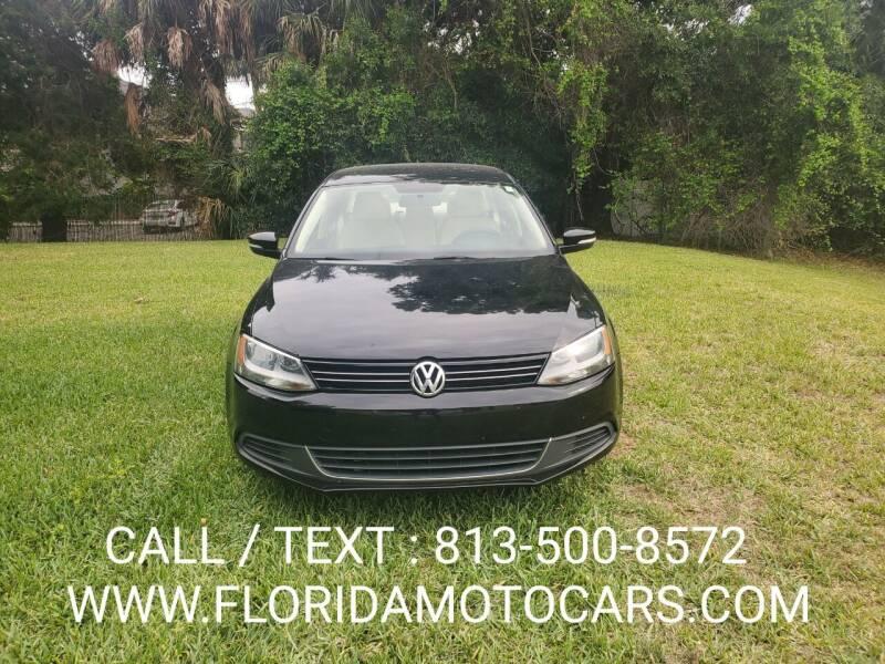 2014 Volkswagen Jetta for sale at Florida Motocars in Tampa FL
