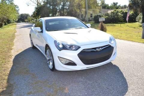 2015 Hyundai Genesis Coupe for sale at Car Bazaar in Pensacola FL