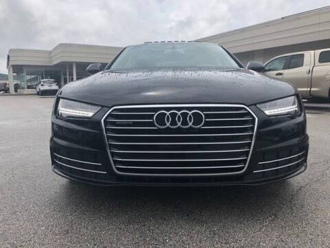 2016 Audi A7 for sale at Cj king of car loans/JJ's Best Auto Sales in Troy MI
