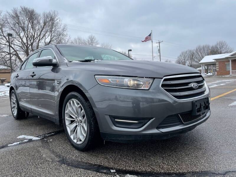 2013 Ford Taurus for sale at Akron Motorcars Inc. in Akron OH