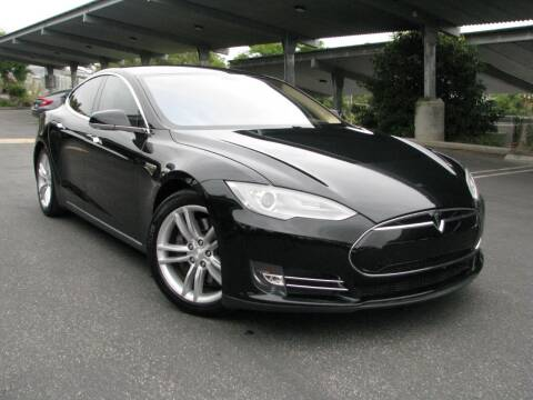 2012 Tesla Model S for sale at Used Cars Los Angeles in Los Angeles CA