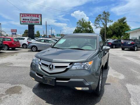 2007 Acura MDX for sale at Jamrock Auto Sales of Panama City in Panama City FL