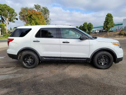 2015 Ford Explorer for sale at Online Auto Group Inc in San Diego CA