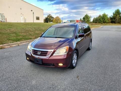 2010 Honda Odyssey for sale at Apex Autos Inc. in Fredericksburg VA
