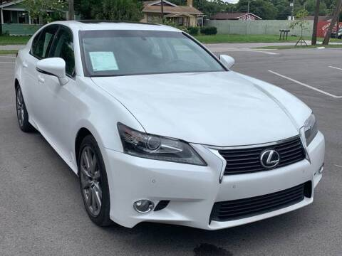 2015 Lexus GS 350 for sale at Consumer Auto Credit in Tampa FL
