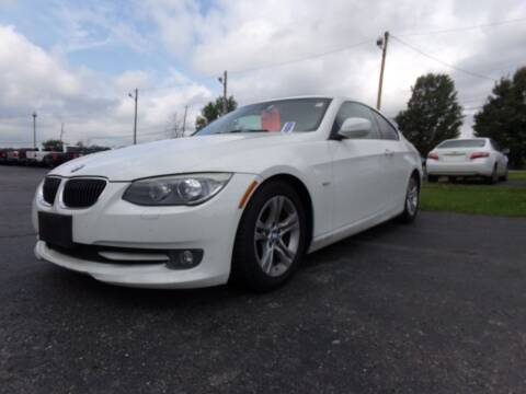 2013 BMW 3 Series for sale at Pool Auto Sales Inc in Spencerport NY
