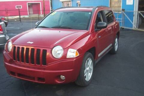 2010 Jeep Compass for sale at BAR Auto Sales in Brockton MA