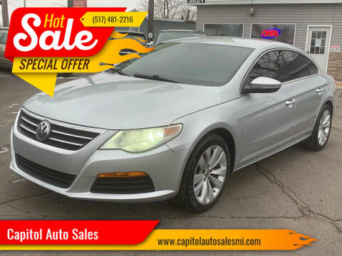 2012 Volkswagen CC for sale at Capitol Auto Sales in Lansing MI