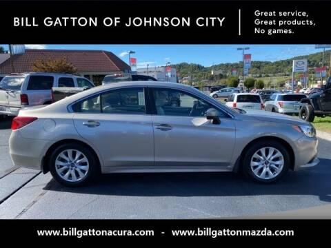 2016 Subaru Legacy for sale at Bill Gatton Used Cars - BILL GATTON ACURA MAZDA in Johnson City TN