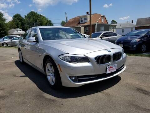 2012 BMW 5 Series for sale at MBL Auto in Fredericksburg VA