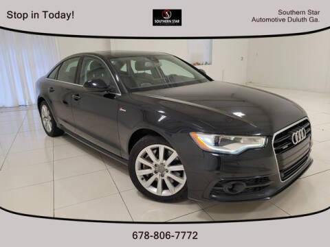 2012 Audi A6 for sale at Southern Star Automotive, Inc. in Duluth GA