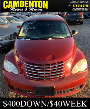 2007 Chrysler PT Cruiser for sale at Camdenton Motors & Marine in Camdenton MO