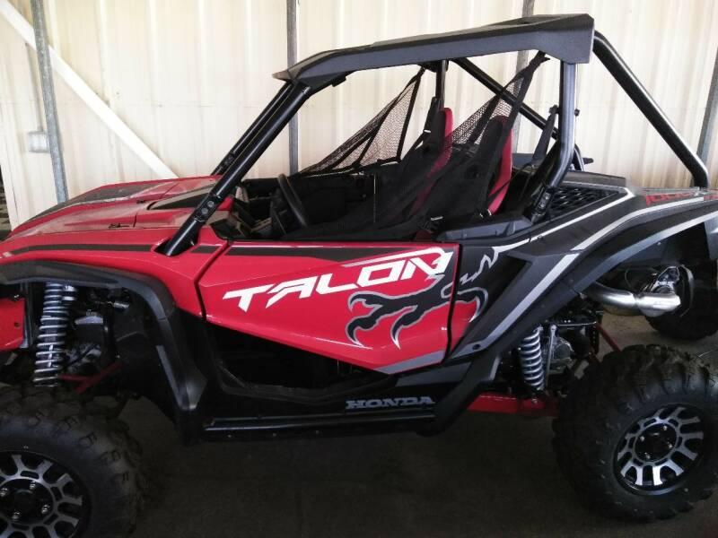 2020 Honda Talon 1000 X for sale at Irv Thomas Honda Suzuki Polaris in Corpus Christi TX